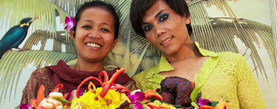 Indonesisches Catering - ADIKs Reistafel